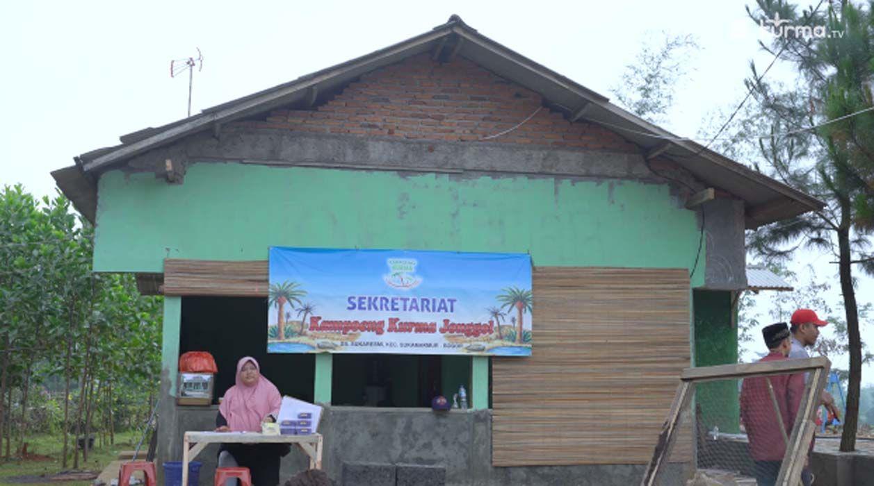 Kampoeng Kurma Resmi Pailit