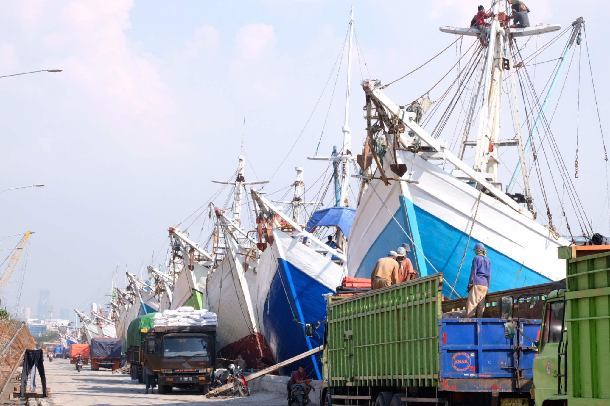 Kikis Biaya Logistik Pelabuhan, Bea Cukai Integrasikan Sistem Pembayaran dengan Bank Mandiri
