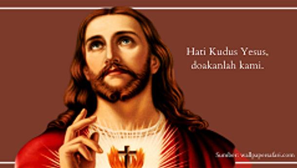 "RENUNGAN KATOLIK,  Jumat 11 Juni 2021: ""Vivat Cor Iesu In Cordibus Nostris"""