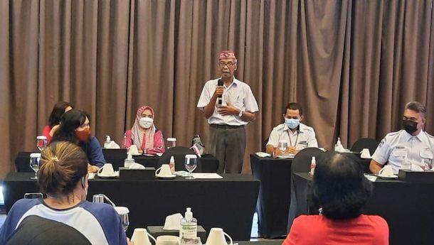PT ASDP  dan Akunitas Labuan Bajo Gelar Pelatihan Bagi 30 Inovator UMKM Kuliner dan Kriya Songke Mabar
