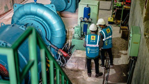 PLN Operasikan 4 Pembangkit Listrik Tenaga Mikro Hidro di Lombok Barat