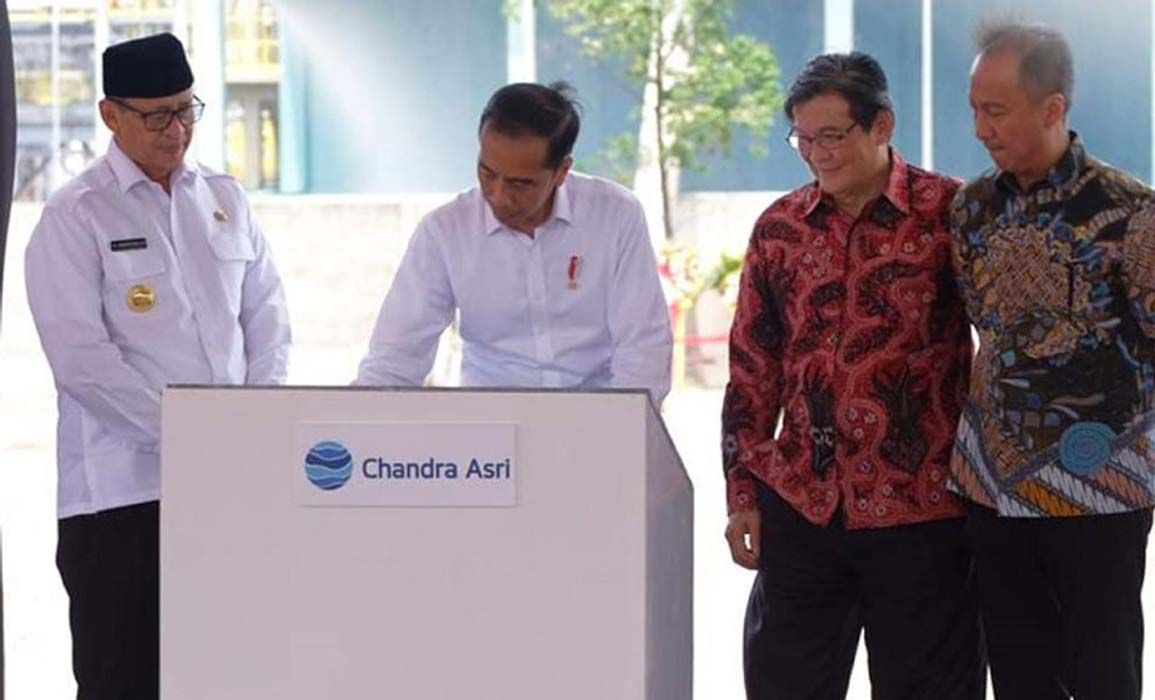Bos Chandra Asri Erwin Ciputra Akumulasi Saham TPIA Senilai Rp18,03 Miliar