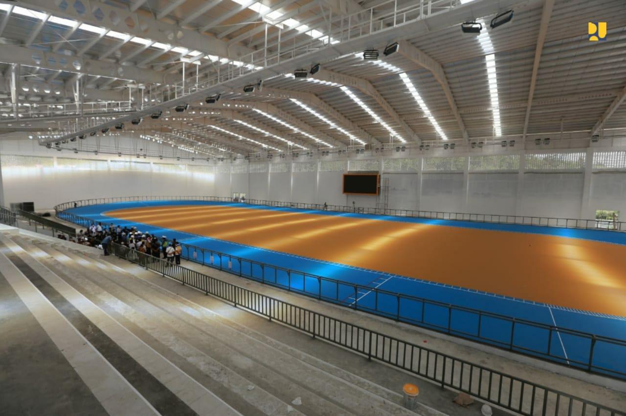 Tiga Arena Olahraga Tambahan Pendukung PON XX Papua Selesai Akhir Juli 2021