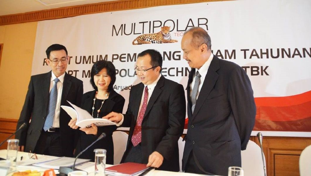 Multipolar Technology (MLPT) Raih Lisensi Penjualan Produk Microsoft