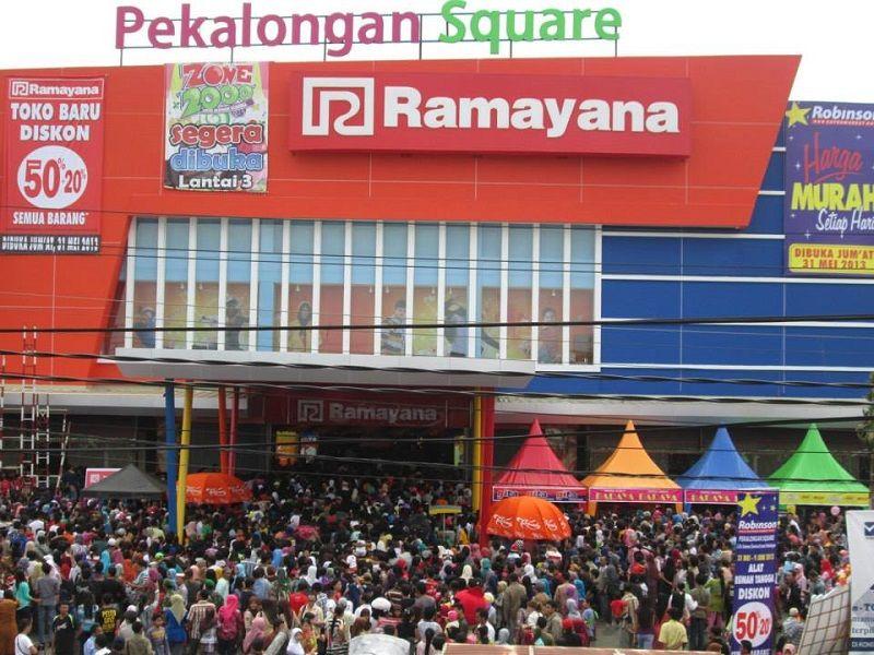 Ramayana Sudah Konversi 22 Gerai ke Konsep Lifestyle Mall