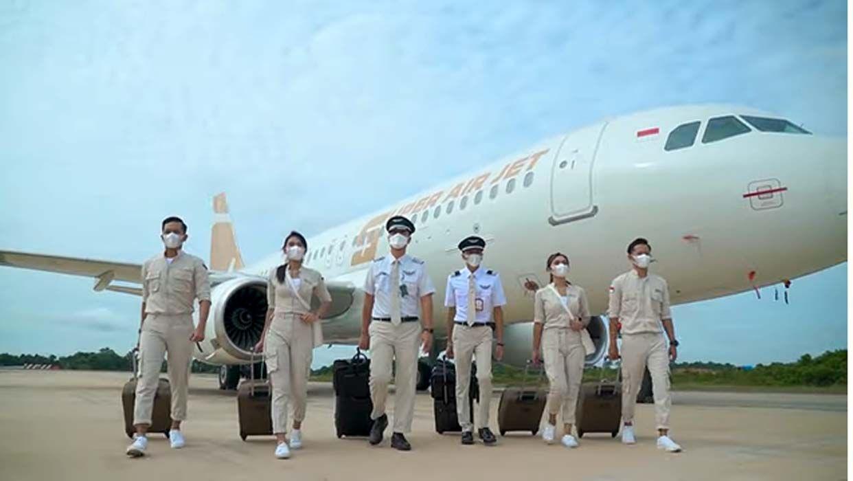 Super Air Jet Tawarkan Tes PCR Rp285.000 untuk Rute Medan-Jakarta