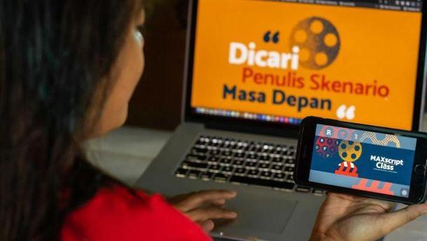 Lahirkan Talenta Kreatif, Telkomsel Gelar MAXscript Class Awards 2020