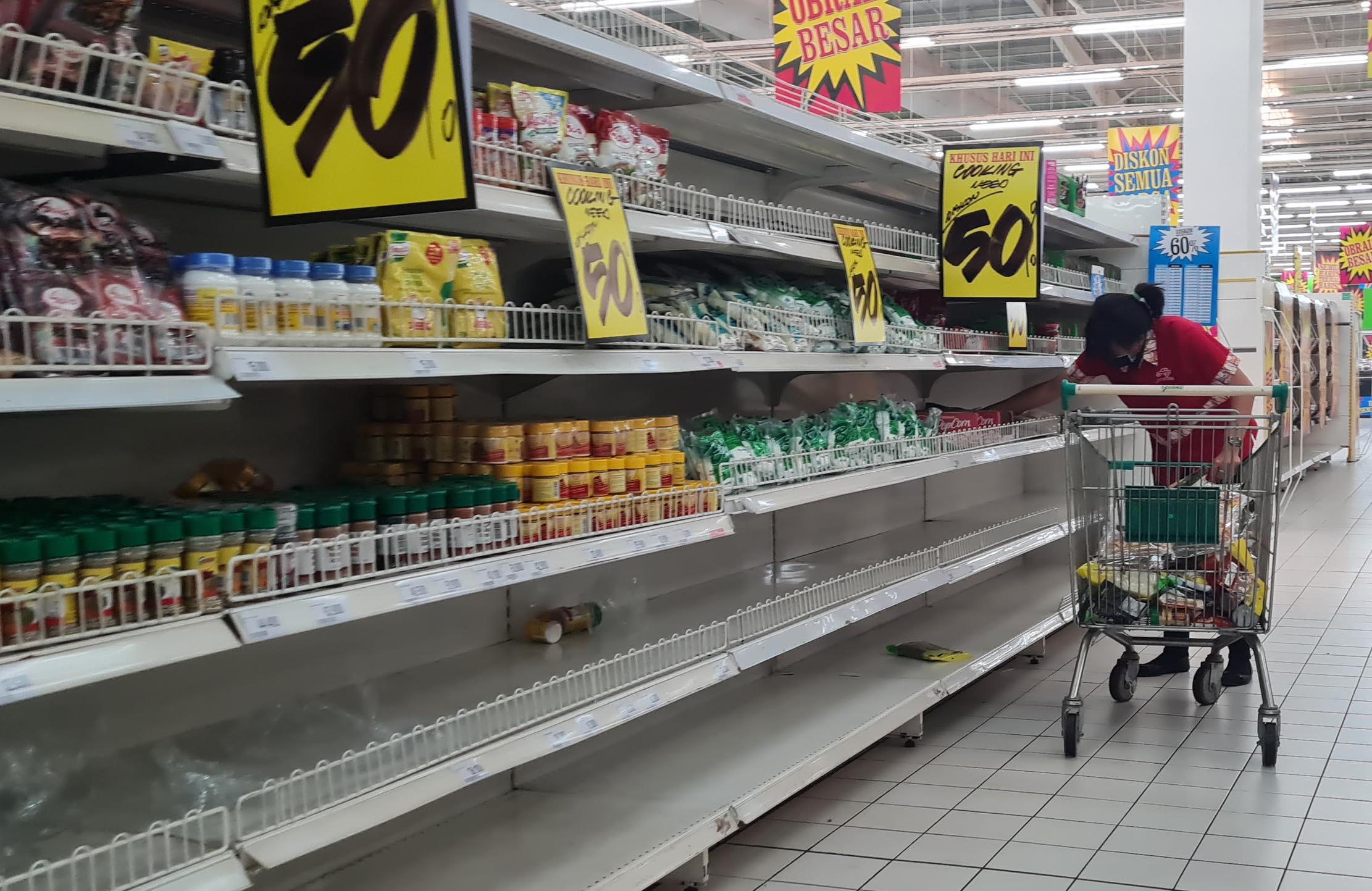 Bukan Karena Pandemi, Ritel Grosir Hypermarket dan Supermarket Sudah Babak Belur Sejak 2019