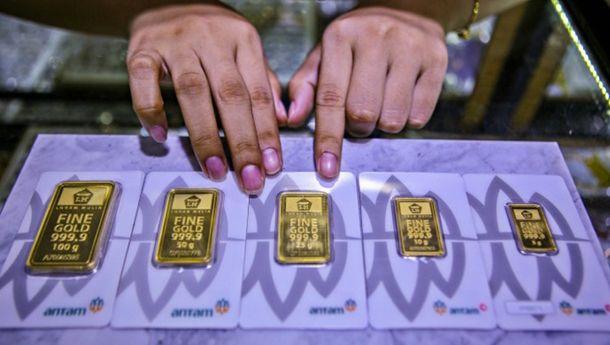 Harga Emas 24 Karat Per Kamis, 22 Juli 2021: Logam Mulia Antam Terpangkas!