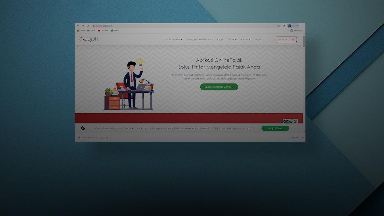 Start Up OnlinePajak Naik Kelas Jadi Unicorn, Valuasi Tembus Rp24,64 Triliun