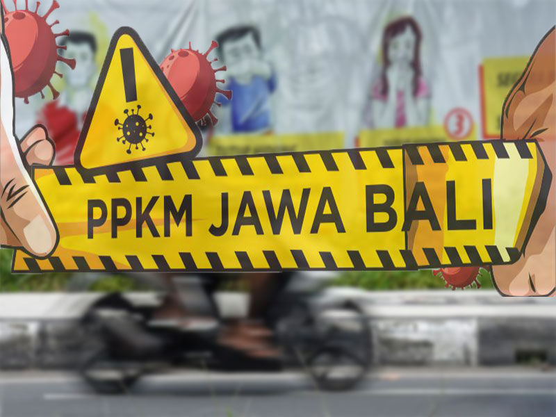 Efek PPKM Level 4, Positivity Rate di Jakarta Susut Menjadi 24 Persen