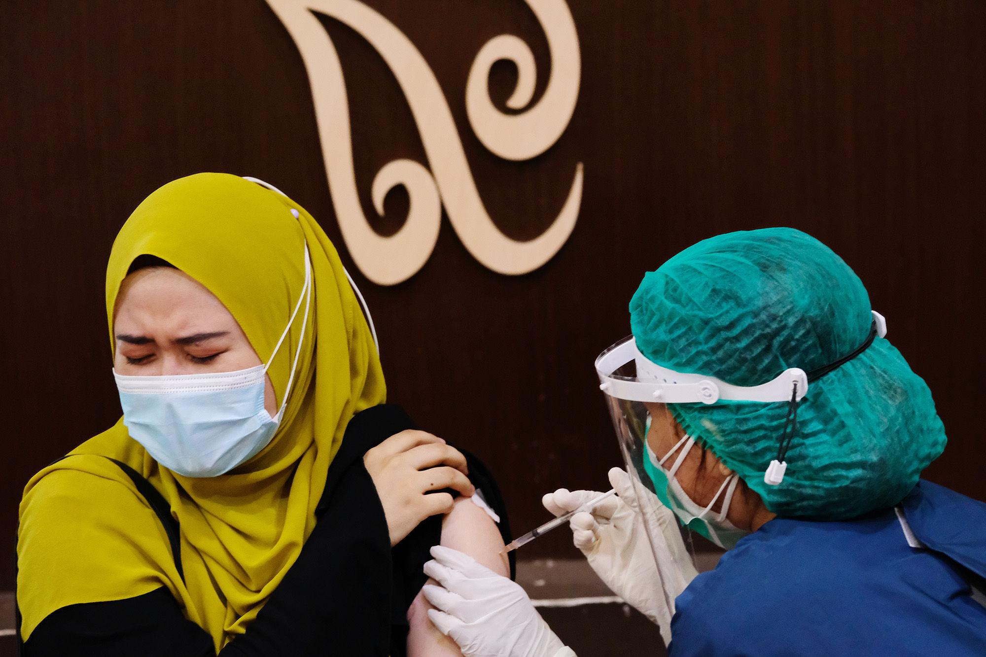Gelar Vaksin Kedua, AFPI Targetkan Ribuan Vaksinator