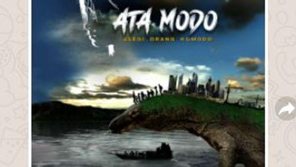 'Ata Modo' - Elegi Orang Komodo, Mulai Tayang 30 Juli 2021