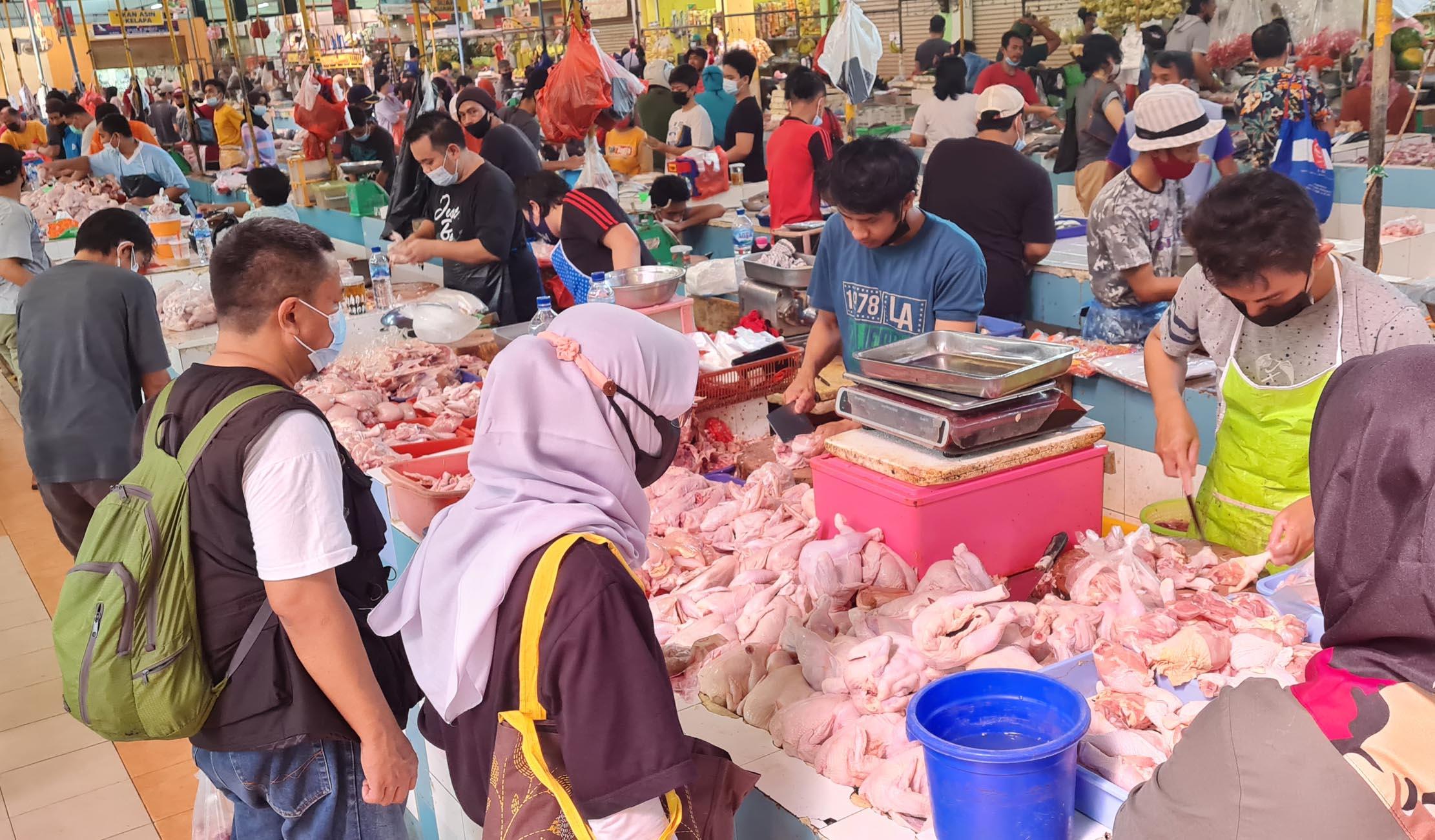 Akibat Konsumsi Masyarakat Melambat Inflasi Bulan Juli Rendah Sekali