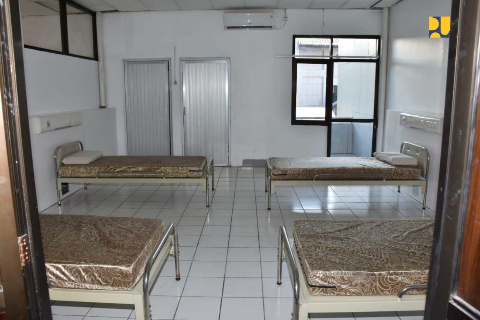 Kapasitas 352 Tempat Tidur, RS Darurat Asrama Haji Donohudan Siap Operasi 2 Agustus