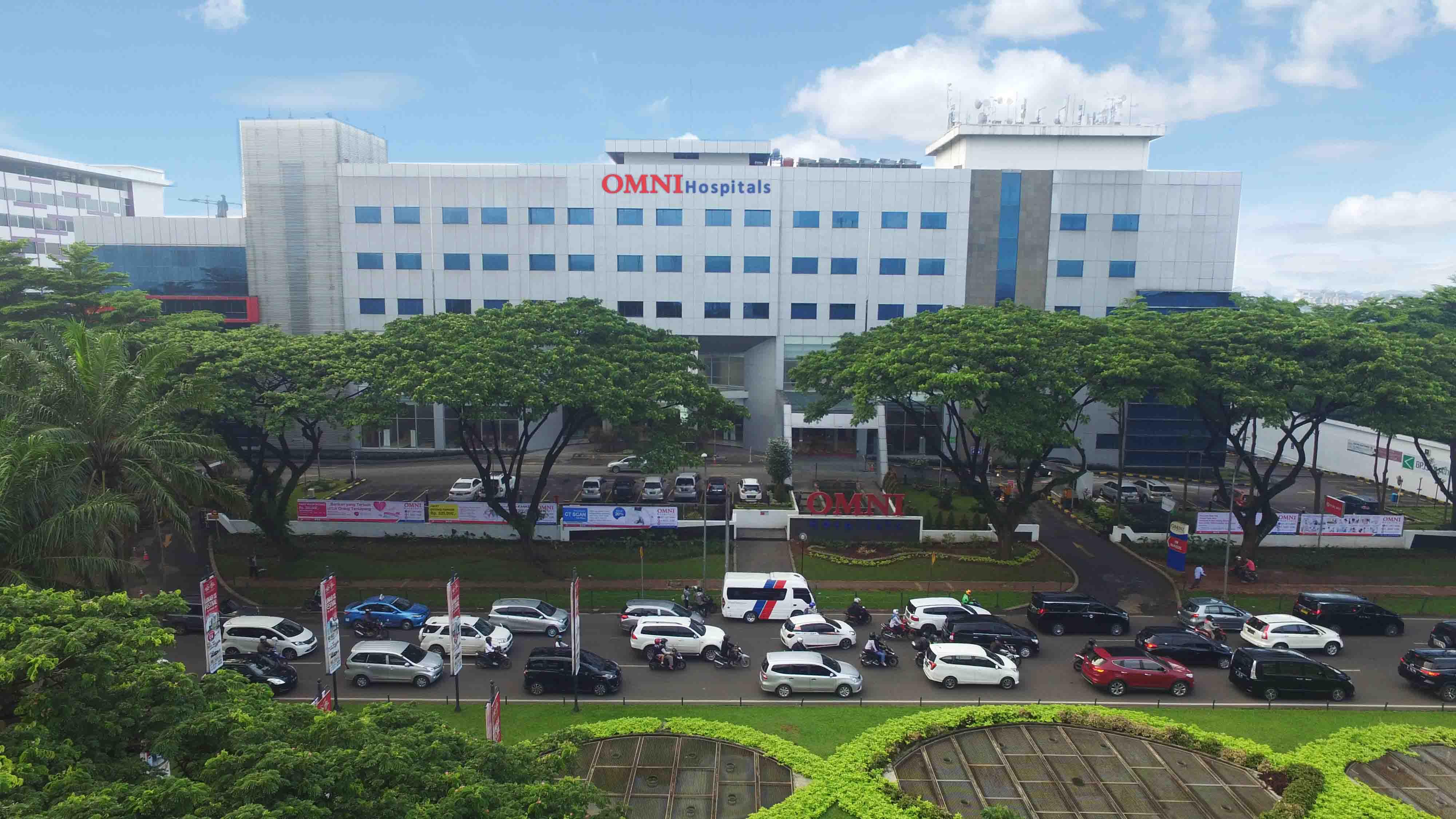 Akusisi RS Grha Kedoya, Omni Hospitals (SAME) Gelar Private Placement