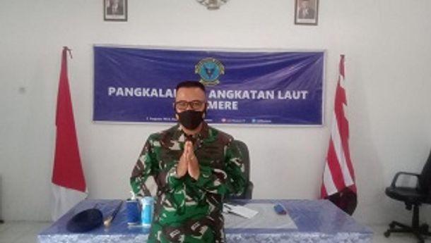 Vaksinator Balai Kesehatan Pangkalan TNI AL Maumere Tuntaskan Vaksinasi Tahap Kedua Bagi 250 Warga Masyarakat Maritim Desa Kojadoi