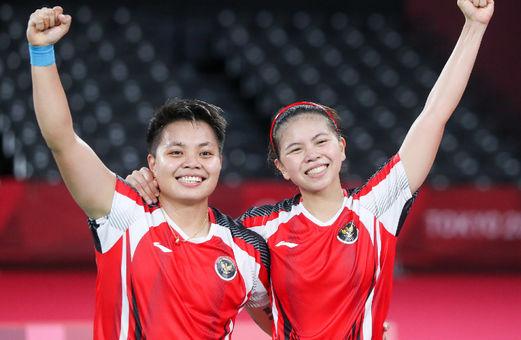 tembus-final-olimpiade-tokyo-2020-ganda-putri-indonesia-cetak-2-rekor-sekaligus
