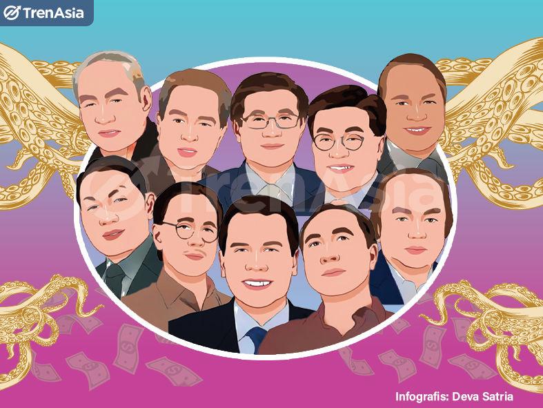 Gurita Bisnis 10 Konglomerat Indonesia 2021