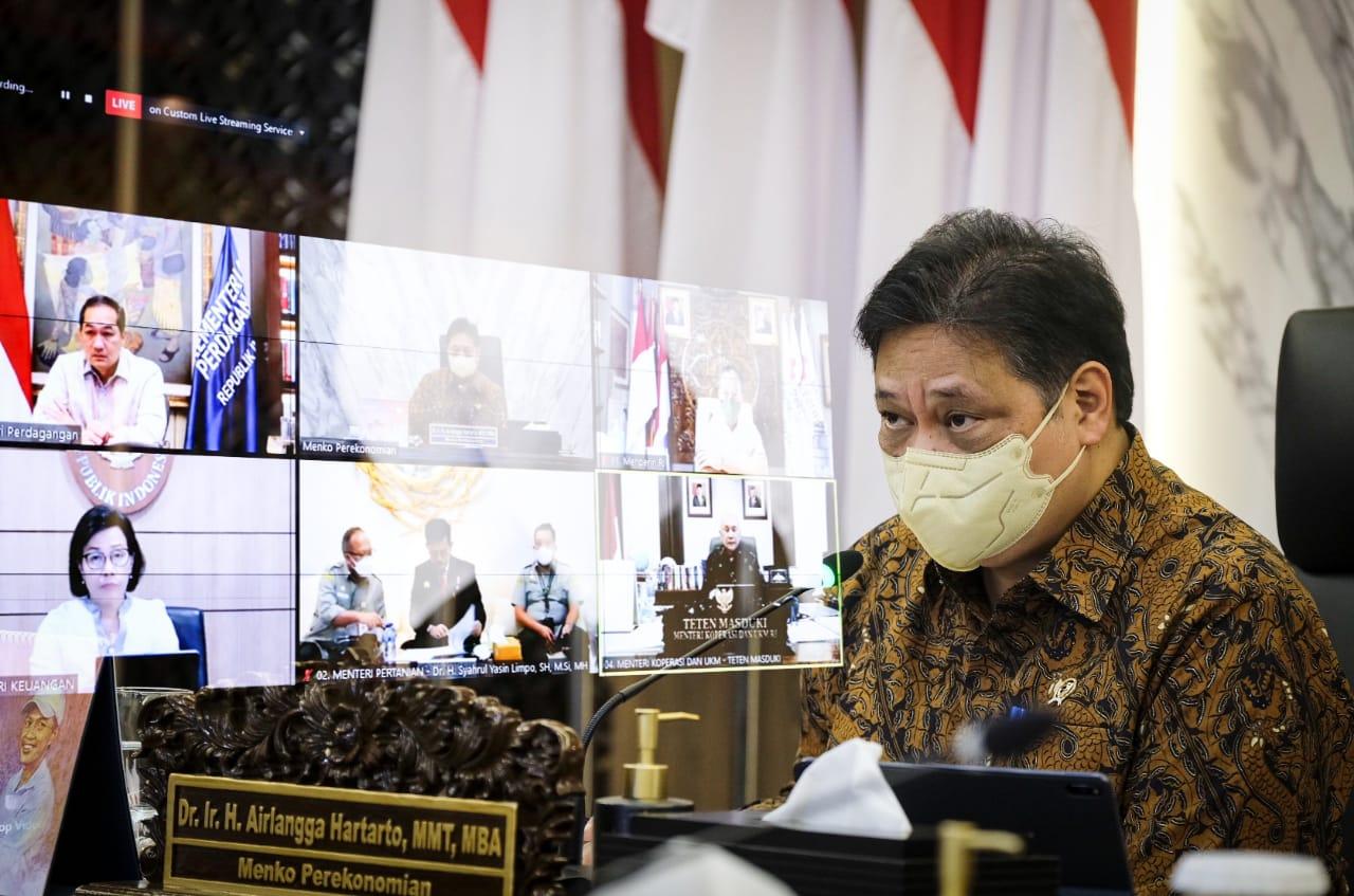 Realisasi PEN Capai Rp377,5 Triliun, Anggaran Perlinsos dan Kesehatan Naik Signifikan