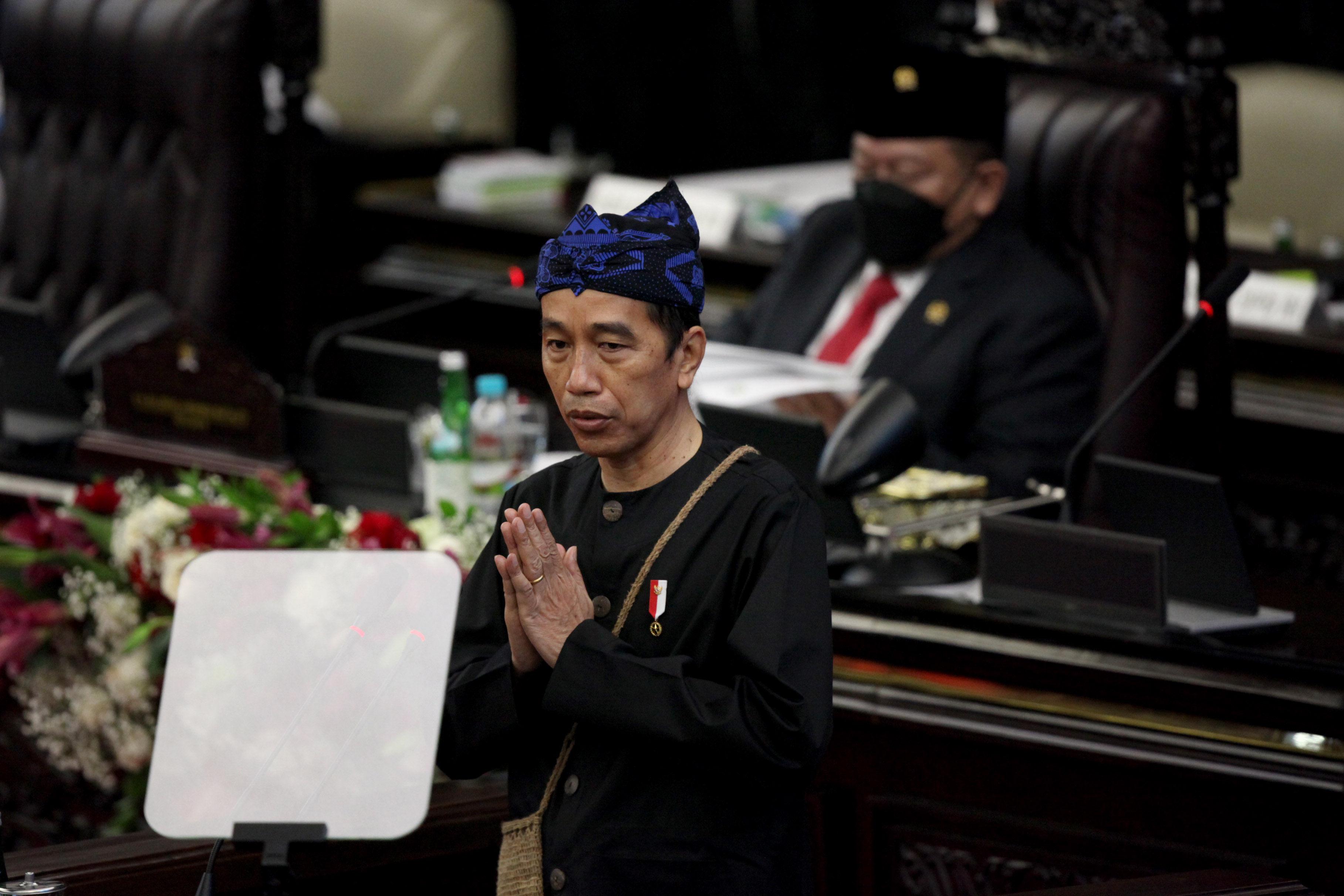 Jokowi Prediksi Pertumbuhan Ekonomi Kuartal III akan Lebih Rendah dari Sebelumnya