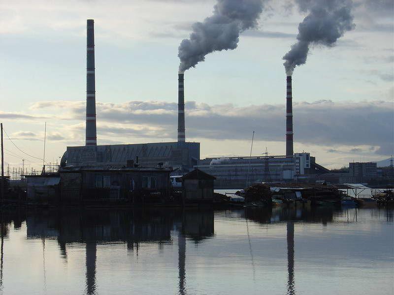 Target Penerimaan Pajak Karbon Sri Mulyani Dipertanyakan