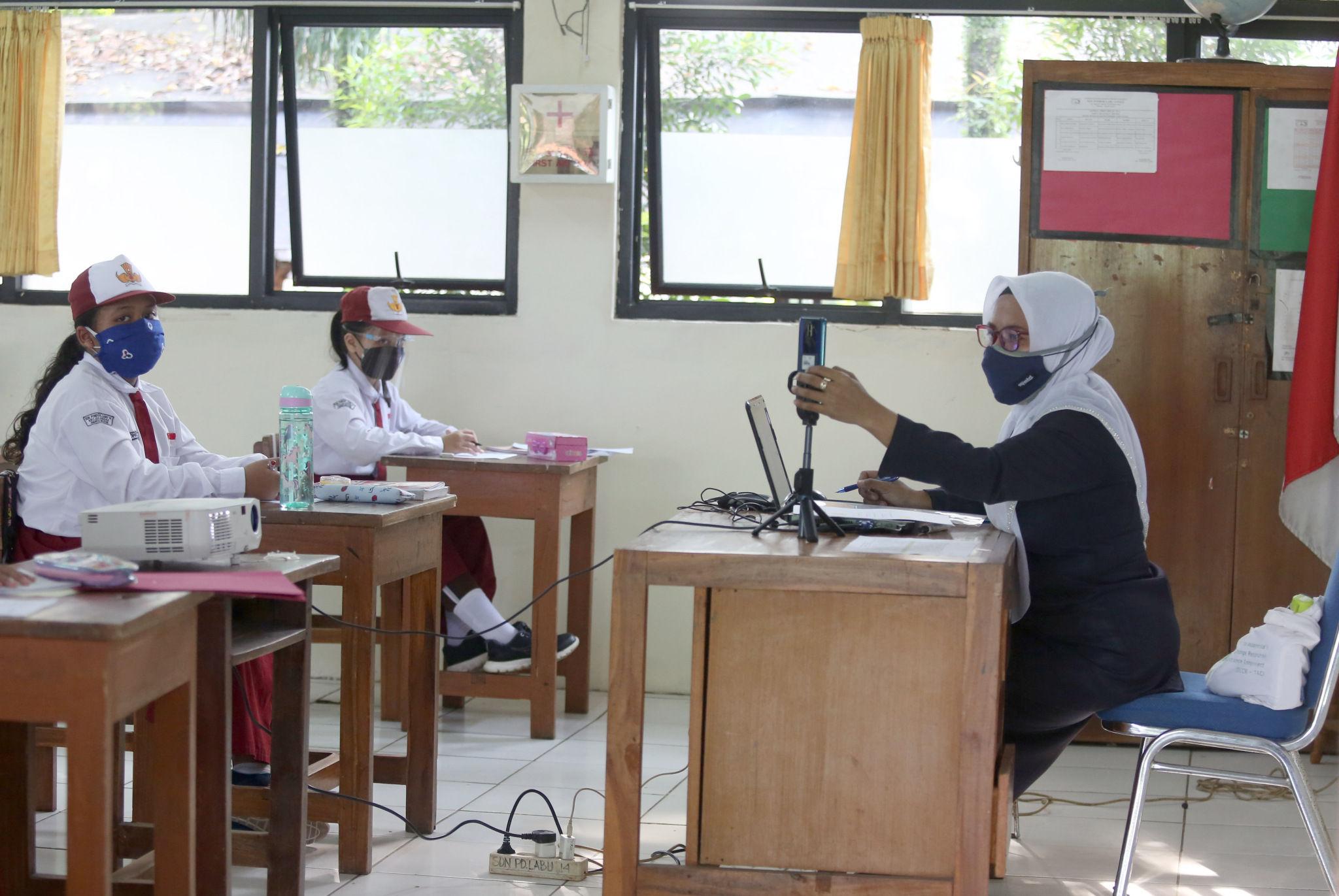Gandeng BenQ Indonesia, Pintek Latih UKM Pendidikan Siapkan Pembelajaran Hybrid