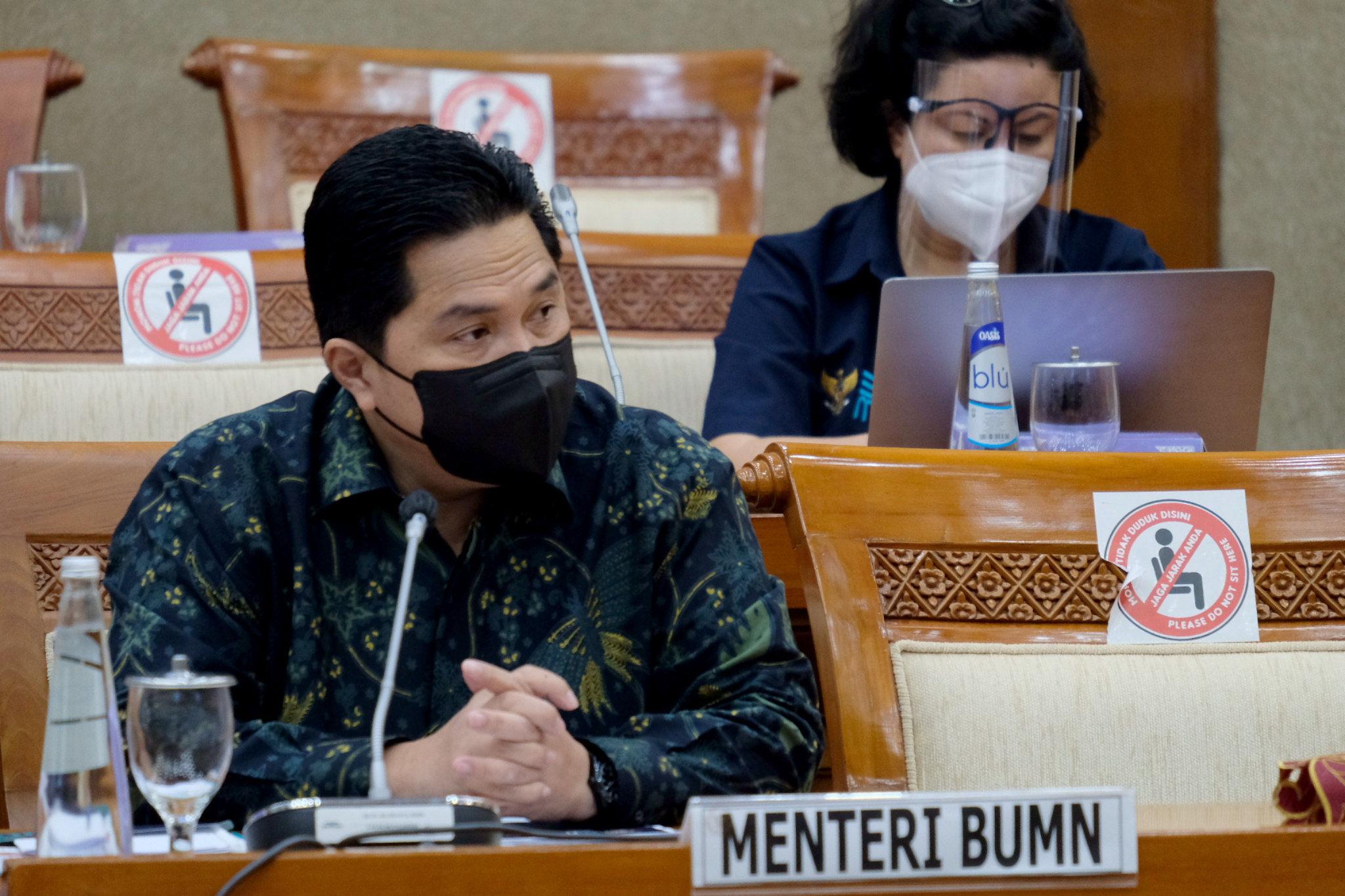 Disuntik PMN Rp20 Triliun, Erick Thohir Jamin Restrukturisasi Polis Jiwasraya ke IFG LIfe Berjalan Lancar