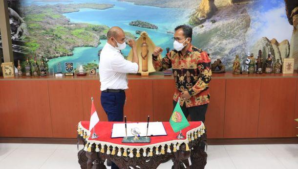 Pelabuhan Tenau Dikembangkan Jadi Pelabuhan Ekspor untuk Tingkatkan Perekonomian Daerah dan Pusat