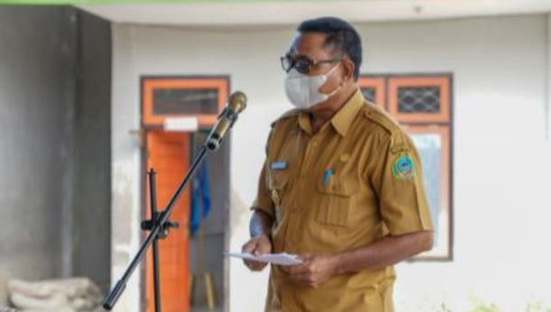 Pemkab Matim Canangkan Vaksinasi Untuk Remaja di SMAK Pancasila Borong
