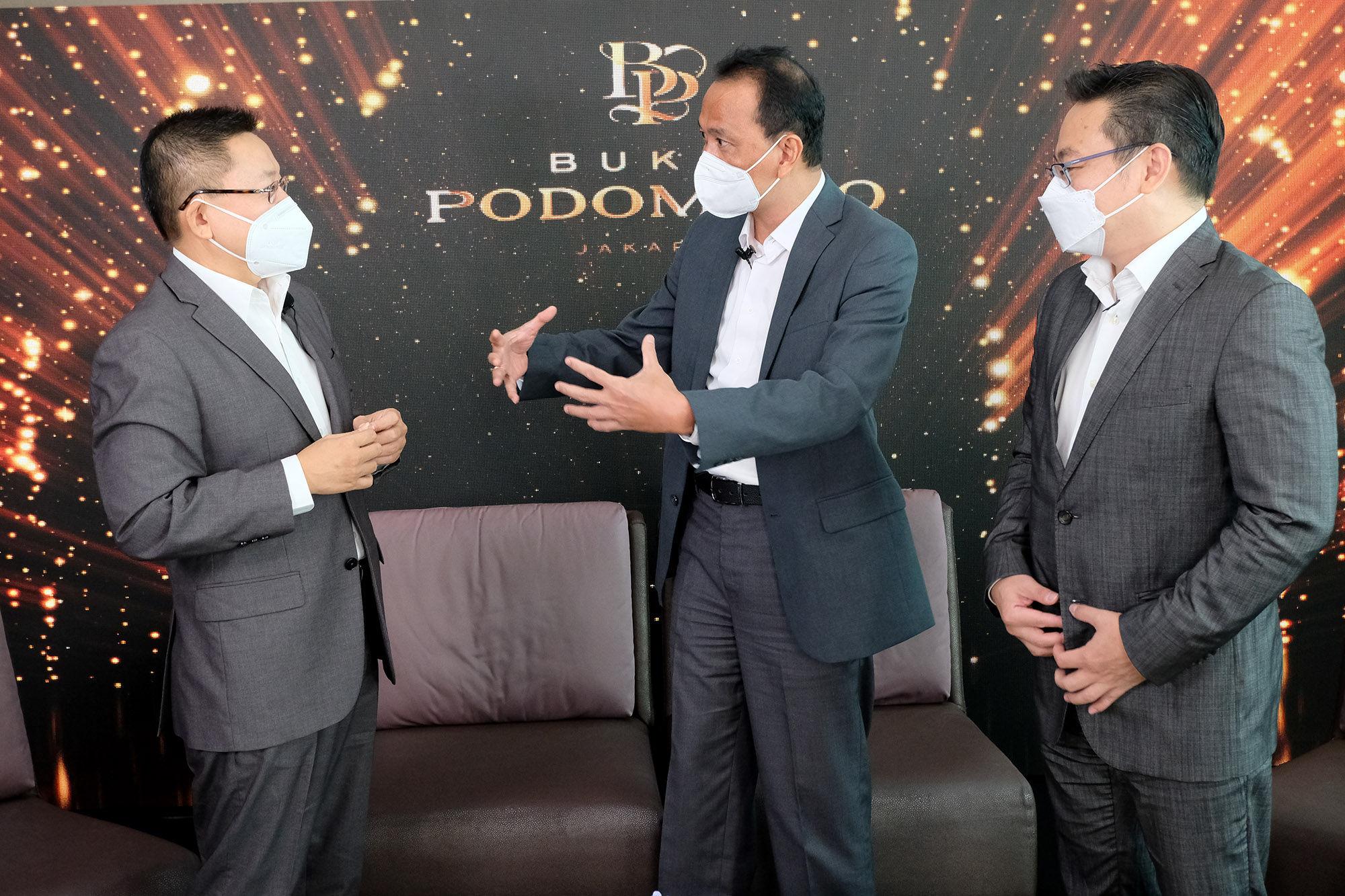 Hadirkan Hunian Eksklusif dan Premium di Jakarta, APLN Luncurkan Bukit Podomoro