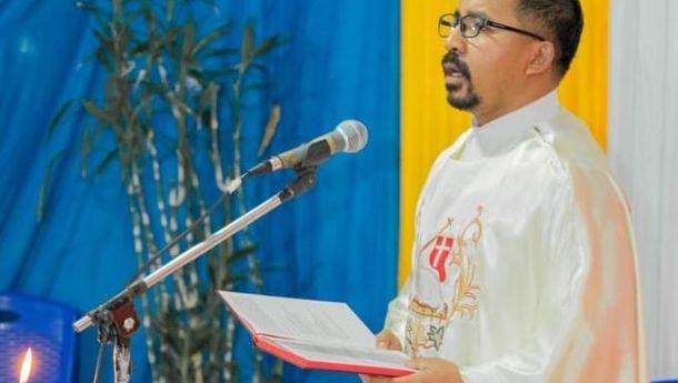 SENDAL SERIBU, Jumat, 17 September 2021: Melayani dengan Hati yang Dipehui Cinta