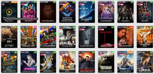 Ini 10 Situs Film Resmi Pilihan 2021, Selain IndXXI, IndoXXI, LK21, dan LayarKaca21