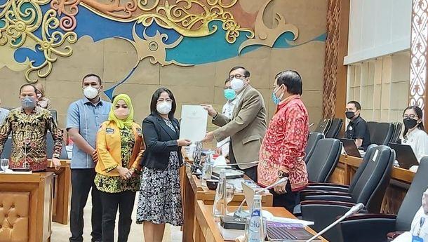 Nasib RUU Daerah Kepulauan Terkatung-Katung,  Angelo Minta DPD, DPR, dan Pemerintah Percepat Pembahasan