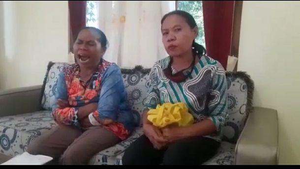 Isak Tangis Melani, Istri Tersangka Kasus Golo Mori: 'Saya Dijuluki sebagai Istri Teroris'