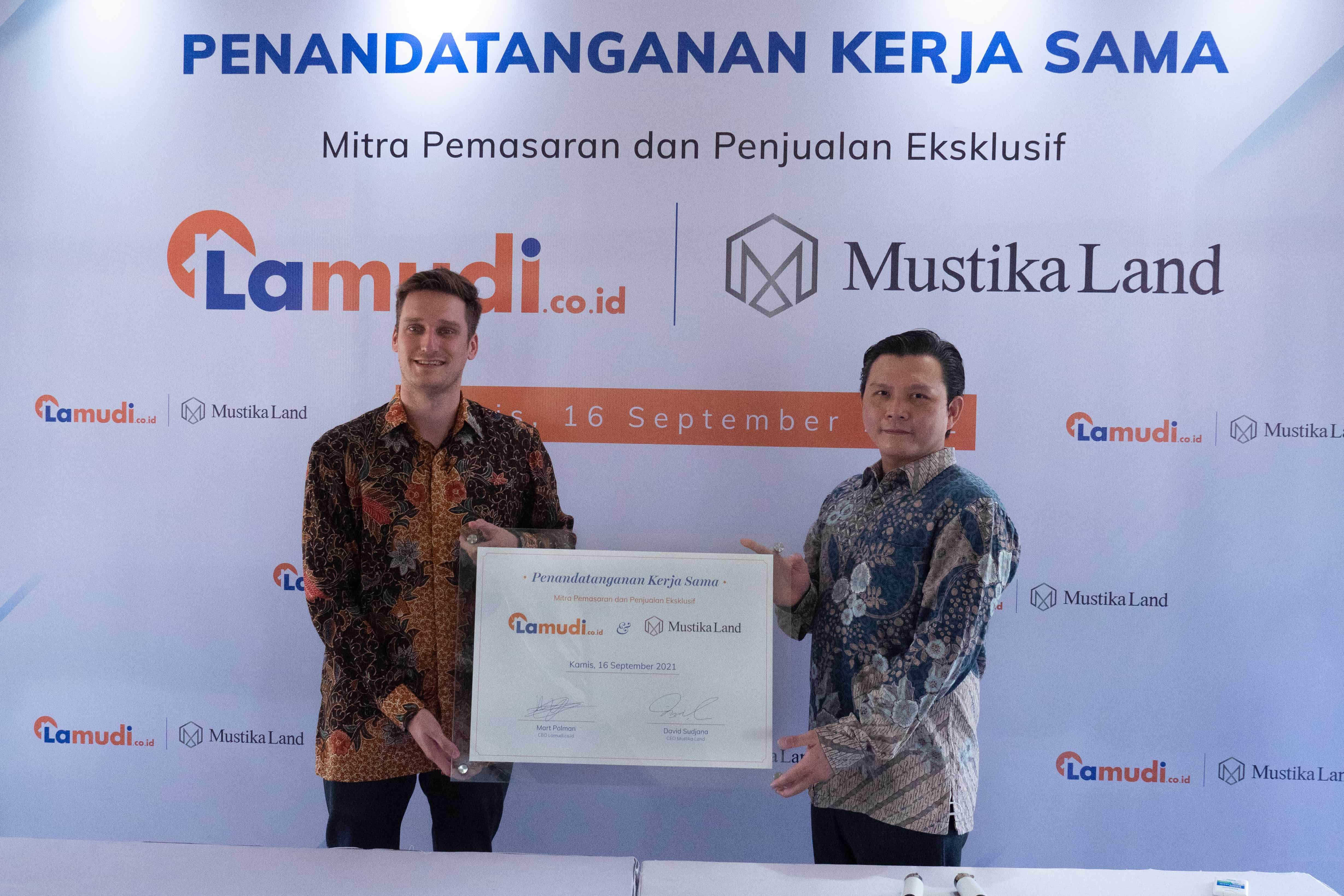 Lamudi.co.id Jadi Mitra Pemasaran dan Penjualan Eksklusif Mustika Village Karawang