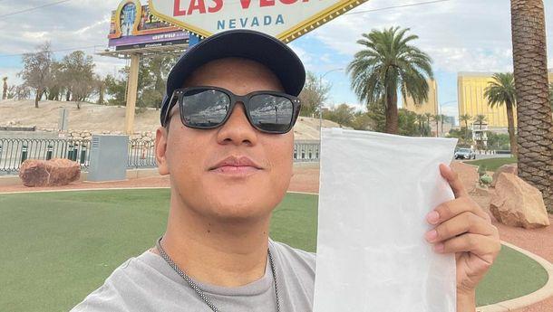 Arief Muhammad Jual Sekantong Udara Las Vegas, Ditawar Ratusan Juta!
