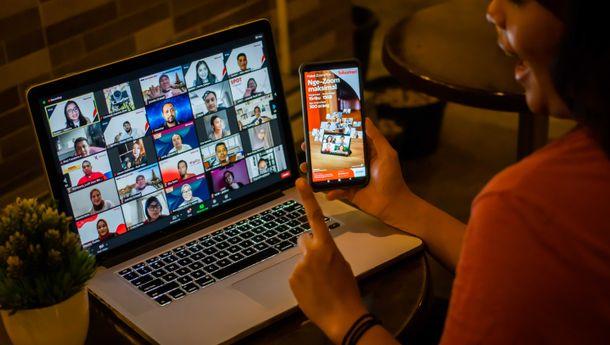 Telkomsel Bersama Zoom Hadirkan Pengalaman Premium Interaksi Virtual Terjangkau