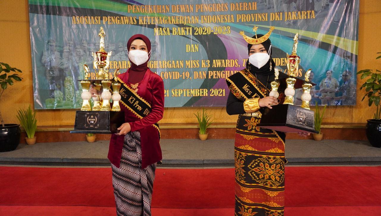 Raih Miss K3 DKI, Bukti Komitmen Pekerja Perempuan PGN Solution Sukseskan Penerapan K3 Perusahaan