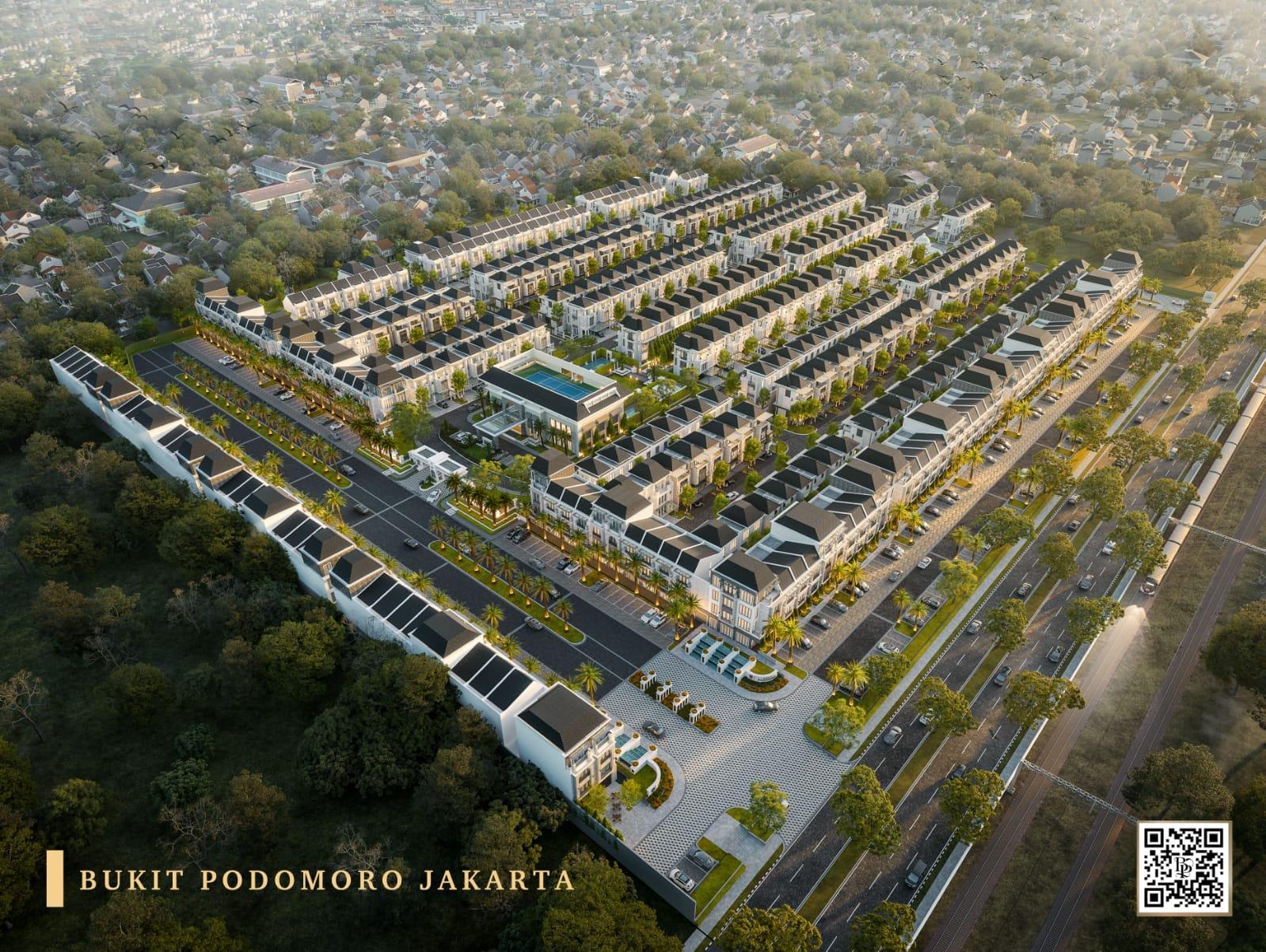 Jakarta Punya Magnet Baru, Hunian Mewah Impian di Ibu Kota