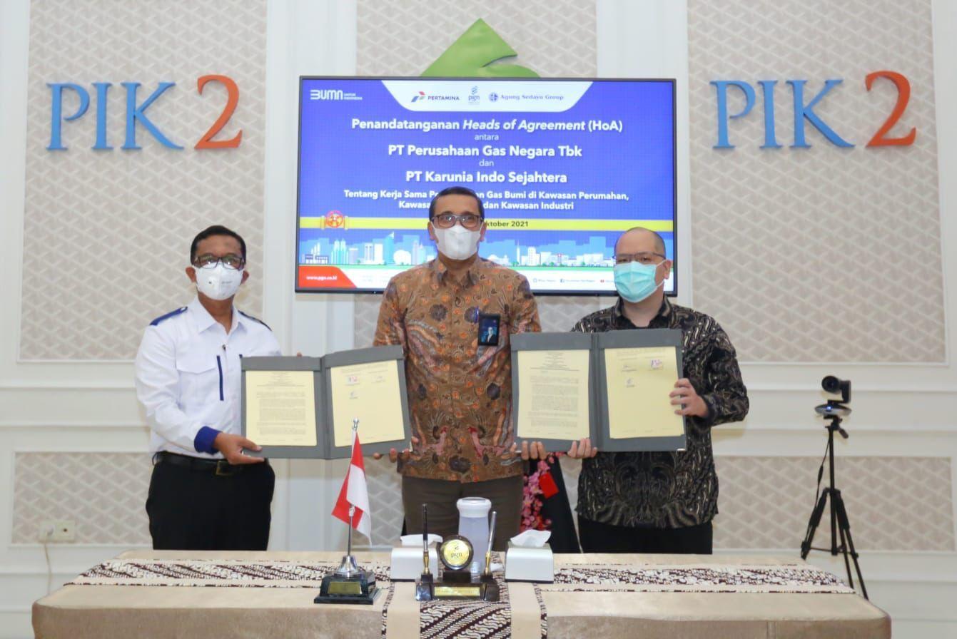 pgn-agung-sedayu-group-kerja-sama-dalam-pemanfaatan-gas-bumi-untuk-kawasan-rumah-tangga-dan-komersial