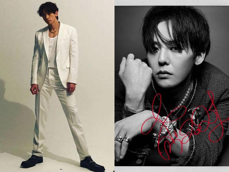 5 Artis Kpop dengan Penghasilan Tertinggi, Ada G-Dragon dan Rain!