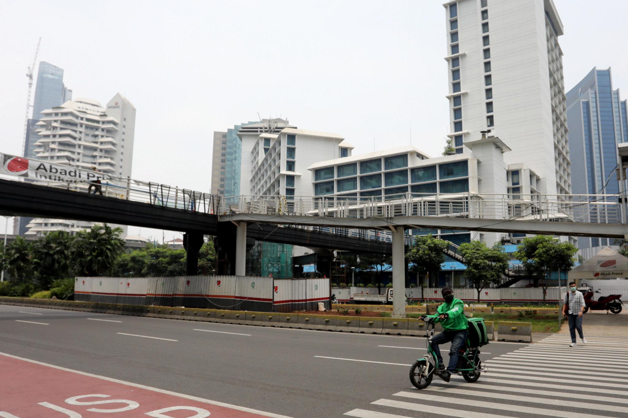 Target Beroperasi Oktober 2022, Dukuh Atas Dikembangkan jadi Kawasan TOD Pertama di Jakarta