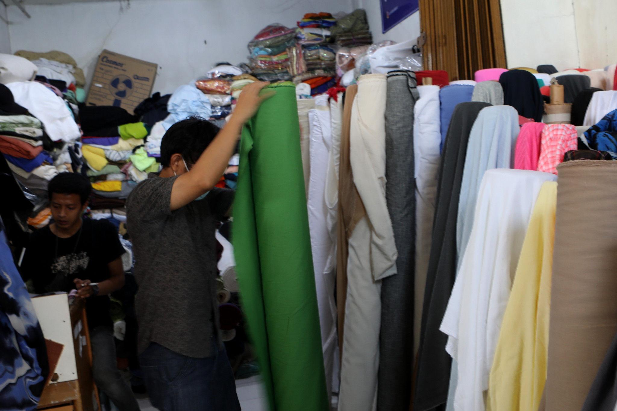 Pemerintah Minta Bank Salurkan Kredit Untuk Industri Tekstil