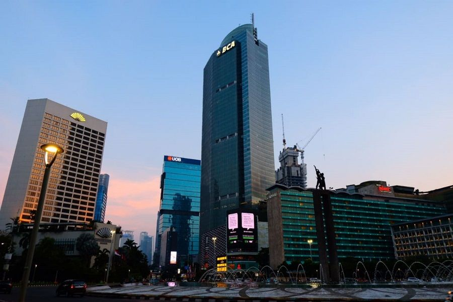 Berkah Stock Split BBCA, Market Cap Bank BCA Menuju Rp1.000 Triliun