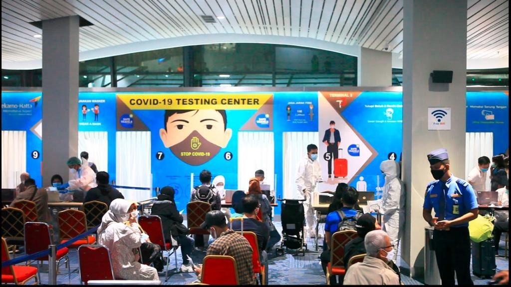 Simak! 7 Prosedur Tes PCR untuk Penumpang Luar Negeri di Bandara Soekarno-Hatta