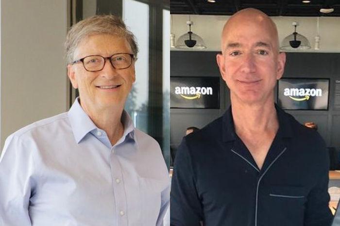 Jeff Bezos Tak Lagi Nomor Satu, Inilah 5 Orang Terkaya di Dunia Menurut Forbes