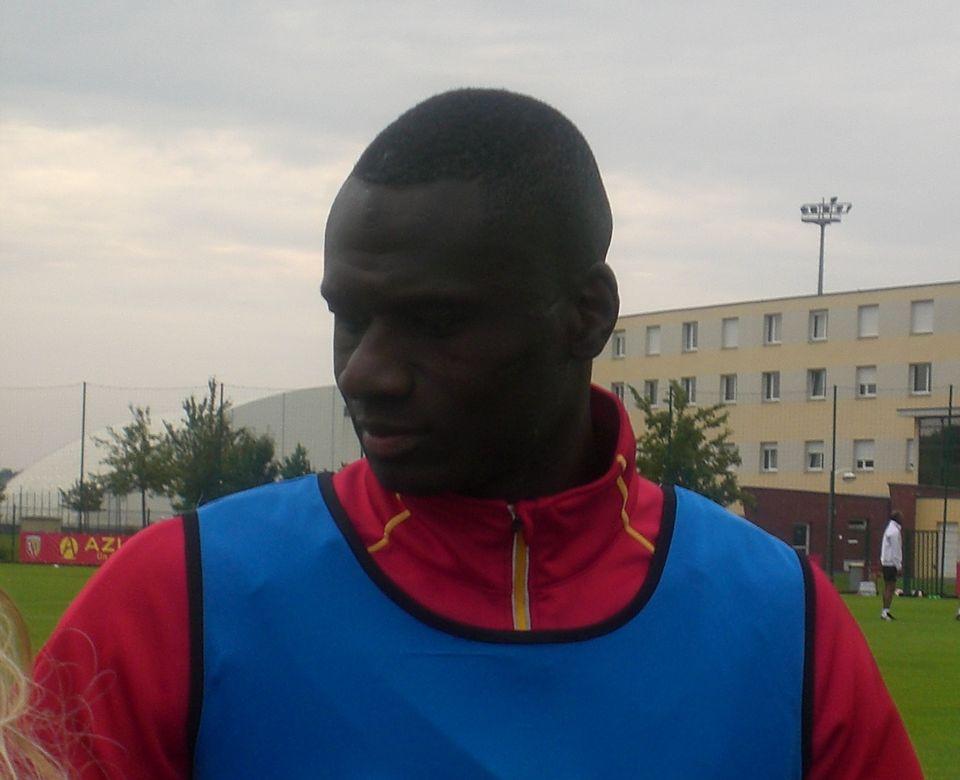 Guirane Ndaw au RC Lens parSupporterhéninois - Wikimédia Commons (Domaine Public)