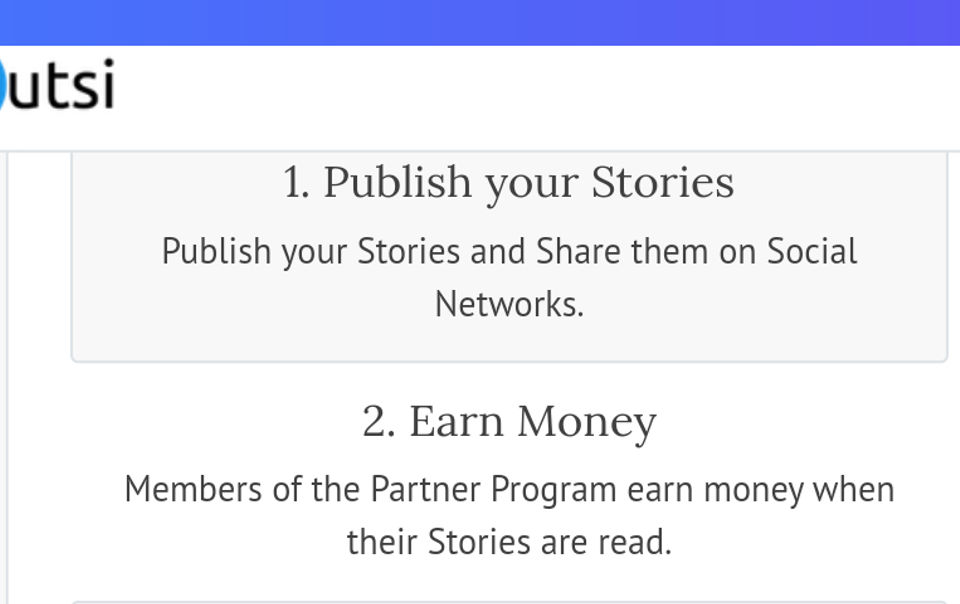 Blog and earn in Cameroon