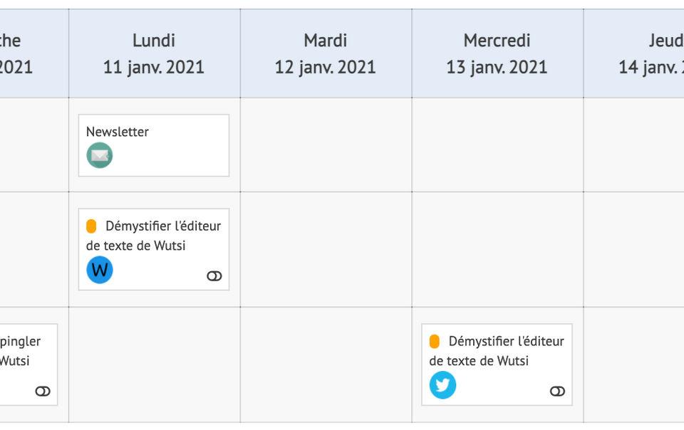 Automatiser la publication de vos Stories sur les réseaux sociaux avec le Calendrier Éditorial